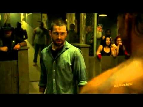Banshee season 3 episode 8 Hood vs Chayton Littlestone fight scene