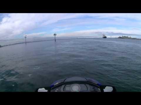 Melbourne Jet Ski - St Kilda Beach Mod's Test