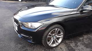 USED BMW 3 SERIES 2.0 318D SPORT 4d 141 BHP
