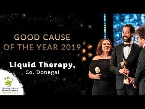 Liquid Therapy - National Lottery Good Cause of the Year 2019