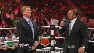 WWE Клуб целователей задов Triple H ..RUS от 545TV