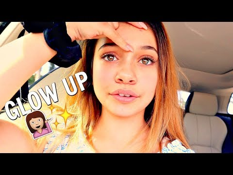girl trying to glow up in 24 hrs!! MAKEOVER for the Streamy Awards