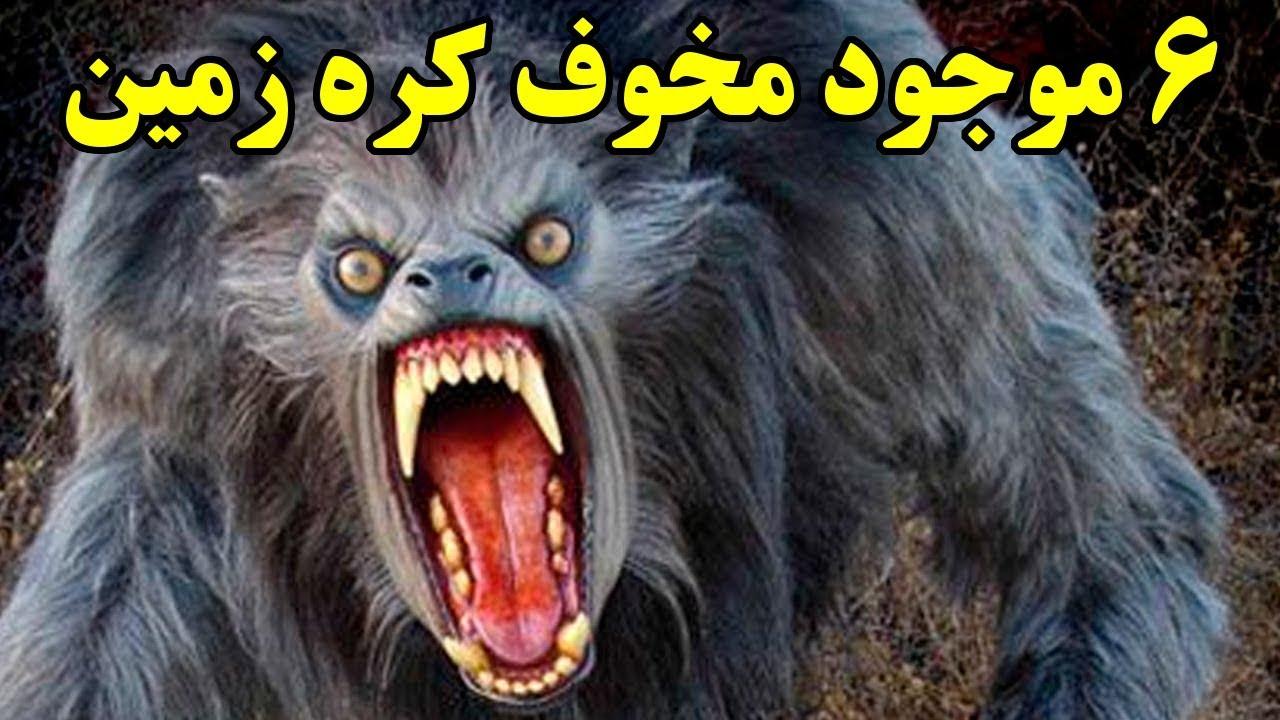 ۶ تا از مخوف ترین موجوداتی که تا بحال روی کره زمین زندگی کردند #1
