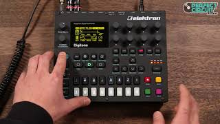 Elektron Digitone FM Synth & Sequencer