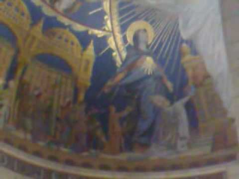 Basilique du sacré Coeur - Paris - Chant Religieux et Sacré (Vidéo Rare)