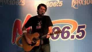 Matt Nathanson - All We Are - Live at Mix 106.5 San Jose