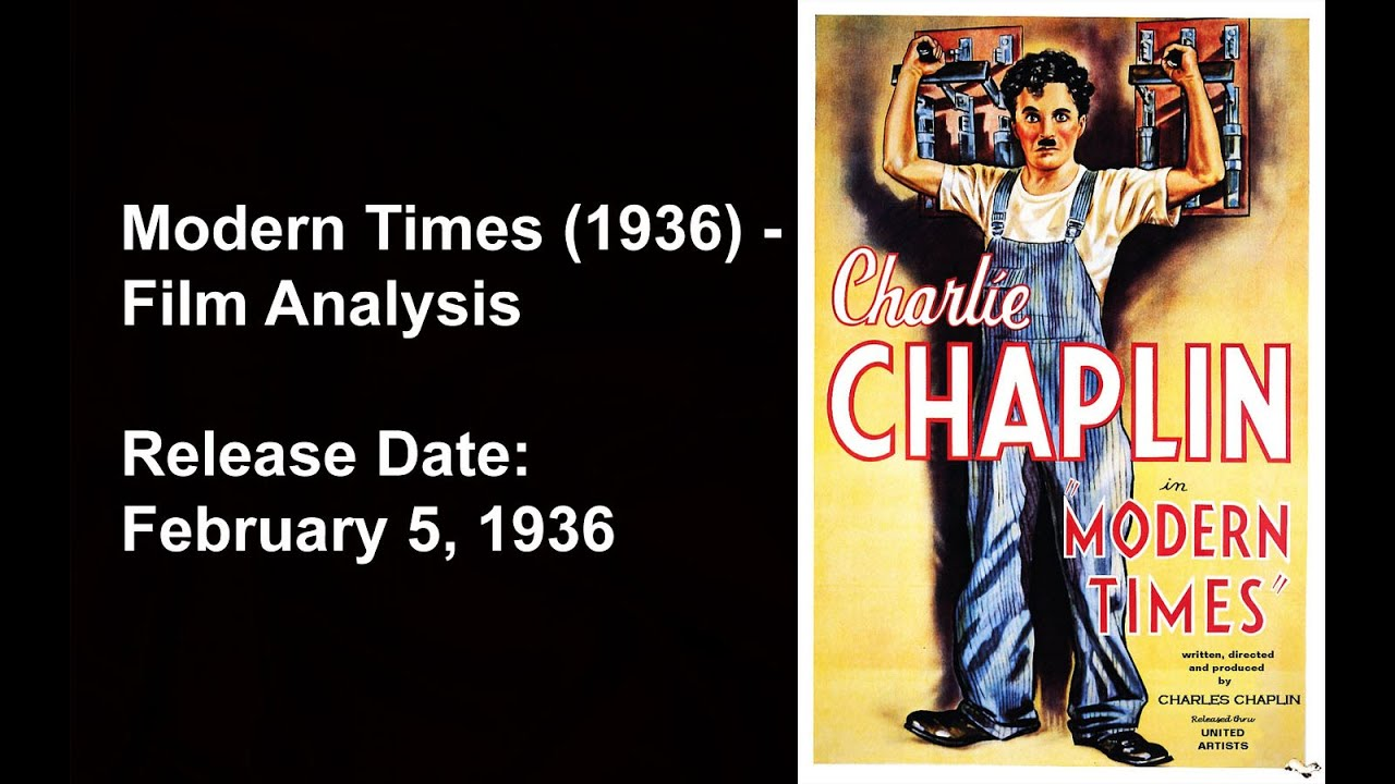 modern times film analysis