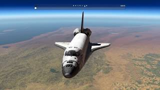 Landing the Space Shuttle in X-Plane 11 & a crash course in Aerodynamics.
