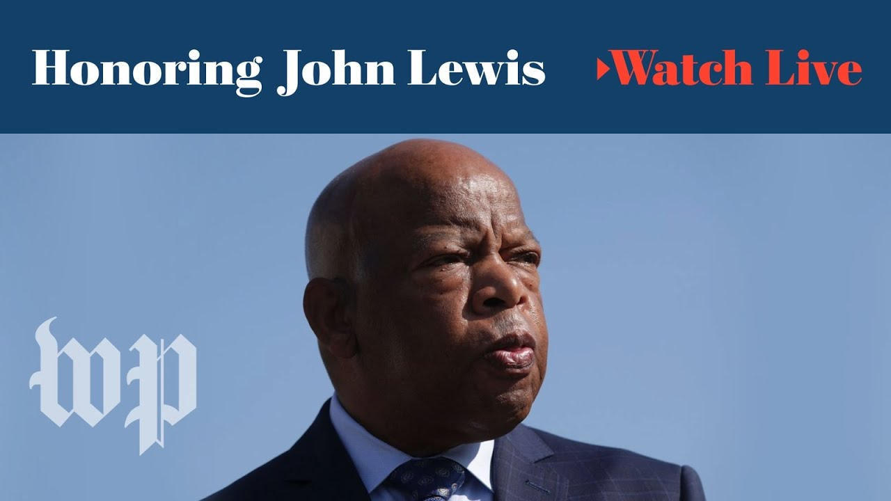 Barack Obama's eulogy for John Lewis signals pivotal day in 2020 ...