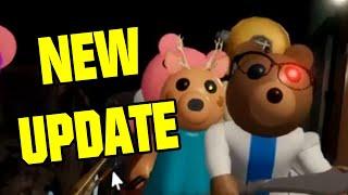 ROBLOX PIGGY NEW GAMEMODE SWARM LAST MINUTE | Roblox Piggy New Update