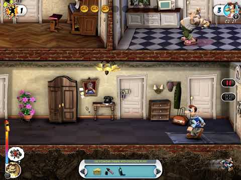 Neighbours Back From Hell - The Old Spoilsport - All Medals 100% (ios) Walkthrough |