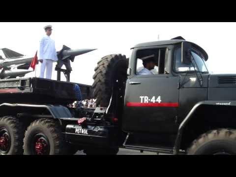 Republic day grand parade at Marine Drive, Mumbai - India - 26th Jan 2014 - Part 5