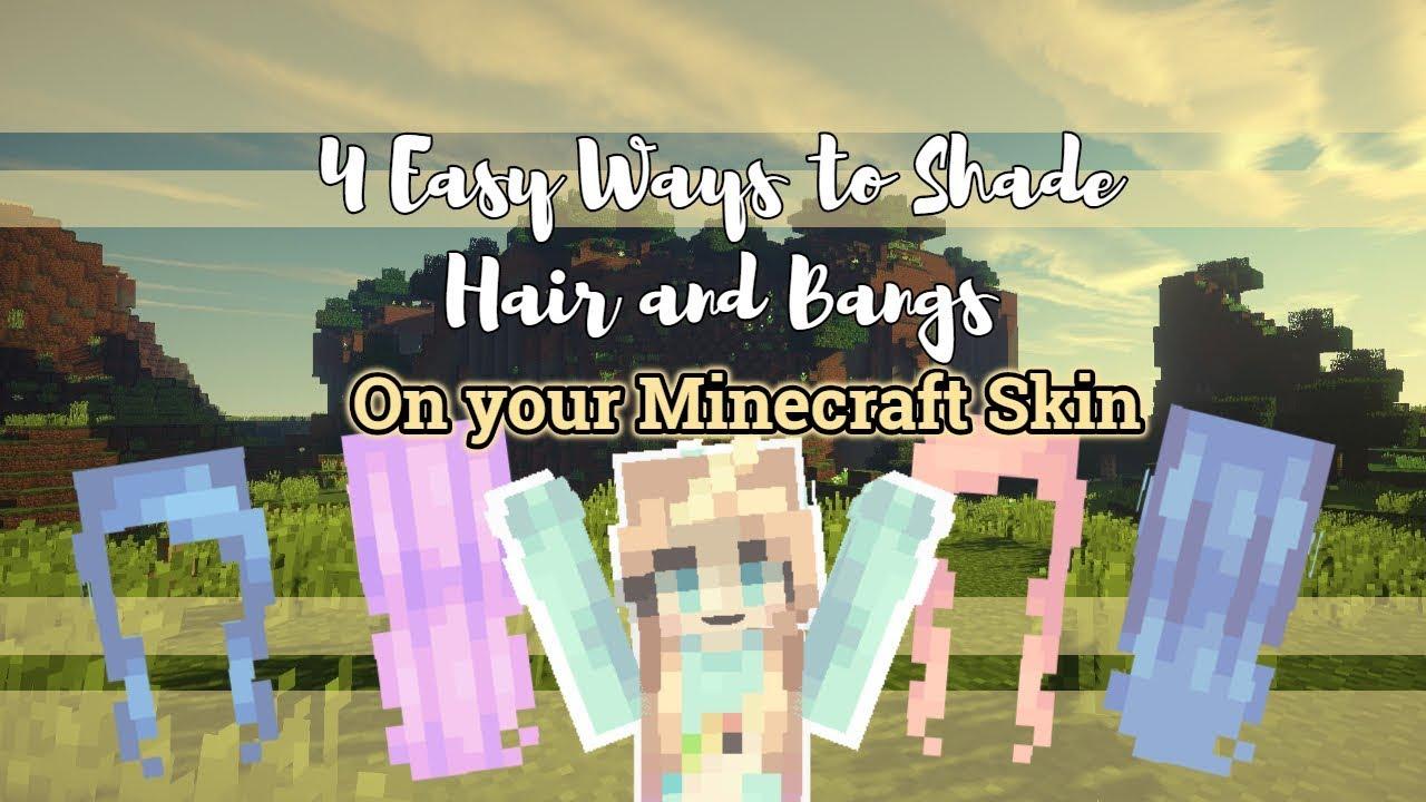 Full Female Minecraft Skin Tutorial Youtube