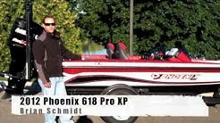 2012 Phoenix Boat 618 Pro (Running On River)