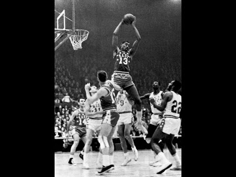 1962 NBA All Star Game (1/2) (January 16, 1962)