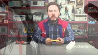 видео Детектор скрытой проводки - незаменимый помощник при ремонте