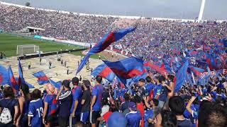 Salida Universidad de Chile vs Unión Española.