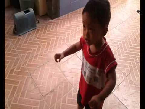 Baby Boy Dance To Harlem Shake