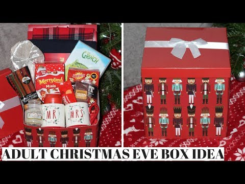 Christmas Eve Box Idea Uk For Adults 2018 Laurappbeauty Youtube