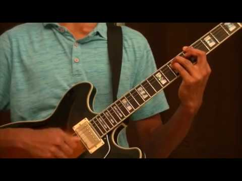 How to Play Charuseela on Guitar