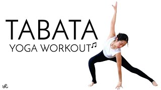 BREAKING ME (Topic, A7S) 3 MIN TABATA YOGA WORKOUT FOR WEIGHT LOSS 🔥 | Song Yoga Workout | 타바타 요가운동