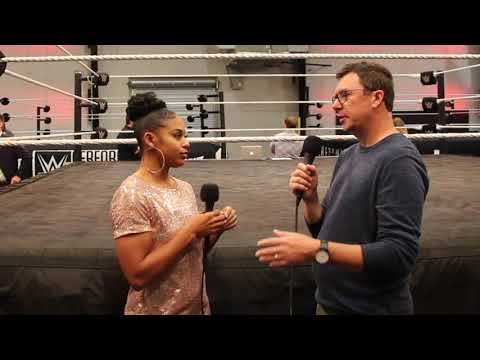 Bianca Belair - Growing With NXT, Women's Division, Using Her Hair As A Weapon