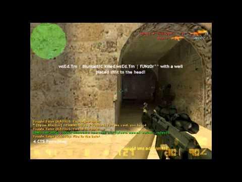 Counter-Strike 1.6 - Double Kill