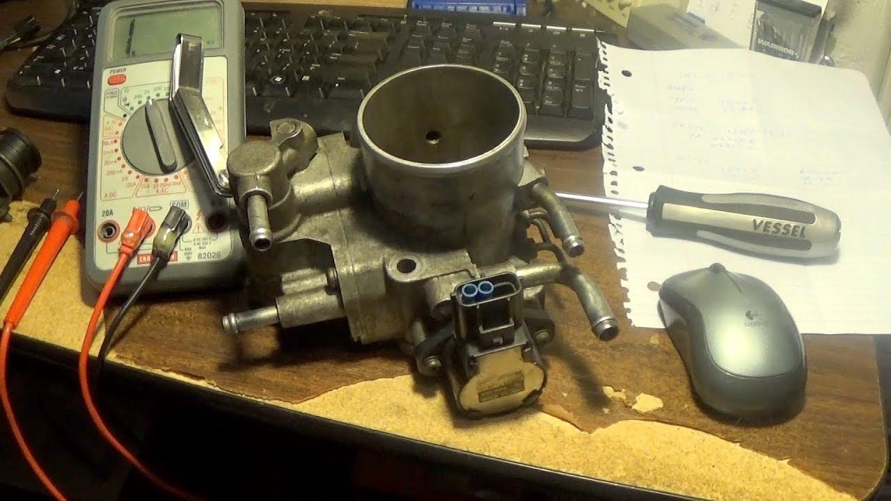 1994 toyota 4x4 throttle position sensor