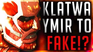 KLĄTWA YMIR TO FAKE!? - Atak tytanów | Replay