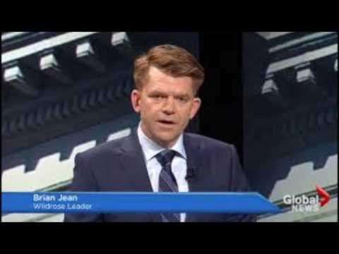 Brian Jean Climate Change Debate