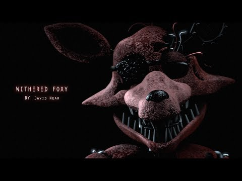 Withered Foxy voice by David Near [FNAF SFM]