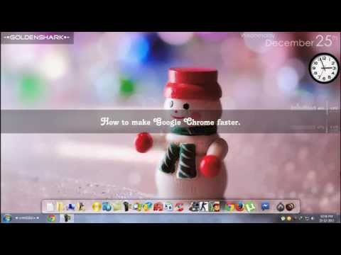 How To Make Google Chrome Faster ALL VERSIONS! Updated February 2019