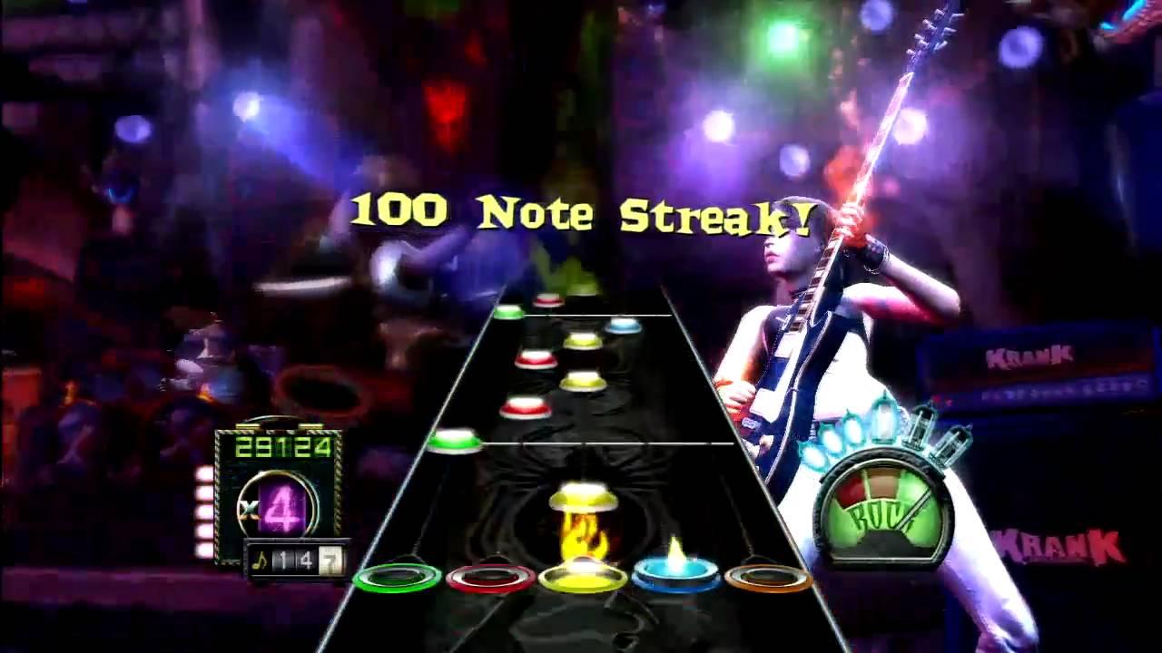 720 hd guitar hero 3 we three kings expert guitar 100 youtube - Guitar hero 3 hd ...