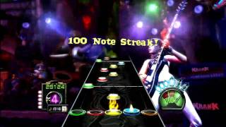 [720 HD] Guitar Hero 3 - we three kings - Expert Guitar - 100%