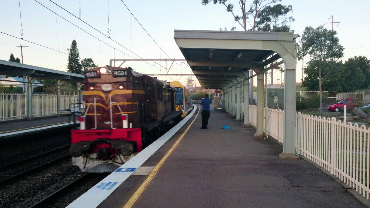 Train cardiff to sydney