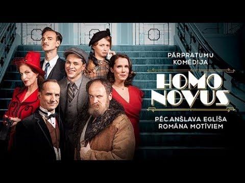 HOMO NOVUS official movie trailer