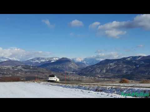 A.Mikkelsen/Skoda Fabia Wrc-Tests Snow Monte-Carlo 2017/