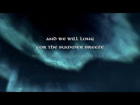 Amon Amarth - Under the Northern Star (HD/HQ) - Lyric video