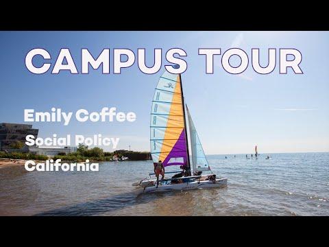 Northwester University Campus Tour: Emily Coffee
