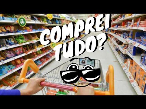 SUPERMERCADO EM PORTUGAL 2020, MUITO BARATO?