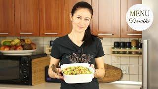 Jak i z czym jeść awokado? Jak je obrać? Sałatka z awokado. Zdrowa przekąska. MENU Dorotki.