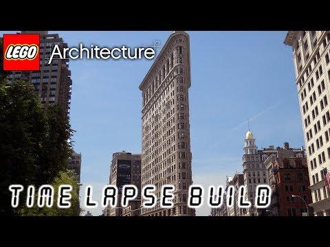 LEGO Architecture - Flatiron Building