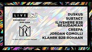 DJ Mag Live Presents Kaleido