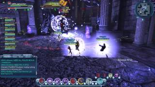 DCUO Elite TOD circe is tanking all adds