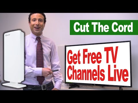 Get Free TV Channels Live With This Great Tech Hack