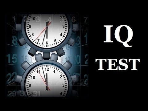 Easy IQ Test