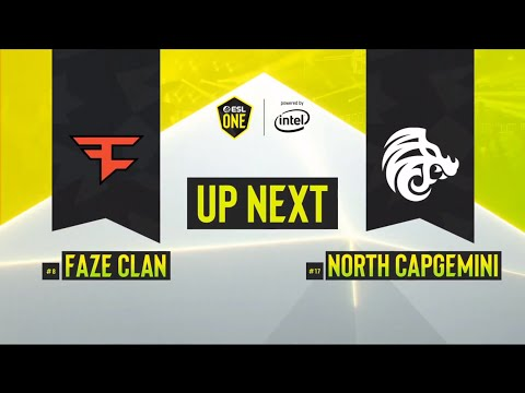FAZE vs NORTH - ESL One MAJOR: Road to Rio - BEST MOMENTS [OVERPASS] | CSGO from YouTube · Duration:  8 minutes 46 seconds