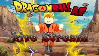 Roblox Live Dragon Ball After Future with Dave_HereQ&A