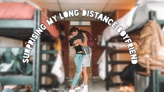 Surprising my Long Distance Boyfriend!! |  jamie nicole
