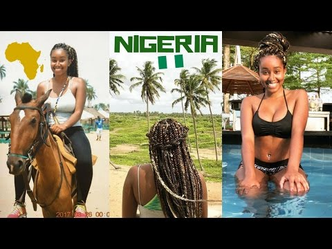 I WENT TO NIGERIA!! Spring Break/Study Abroad in AFRICA